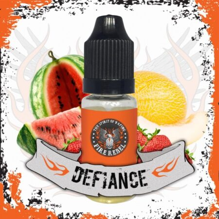 Fire Rebel Defiance eliquid 10ml bottle