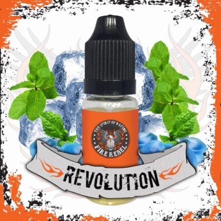 Fire Rebel Revolution eliquid 10ml bottle