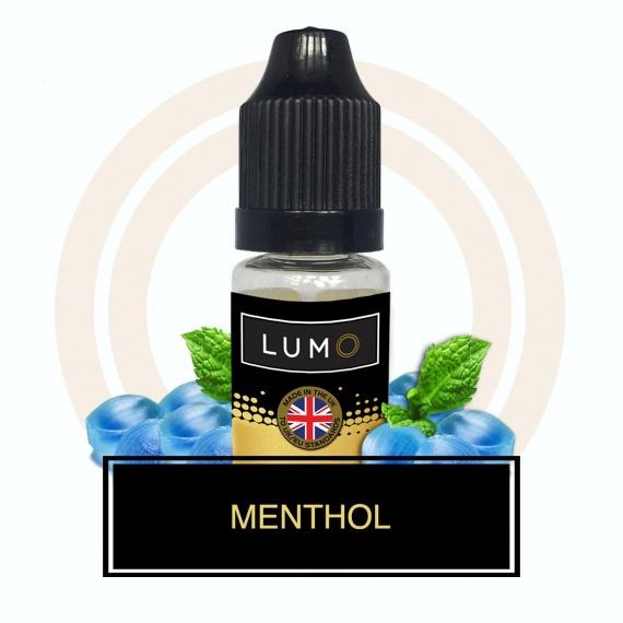 Lumo Liquids Menthol eliquid 10ml bottle
