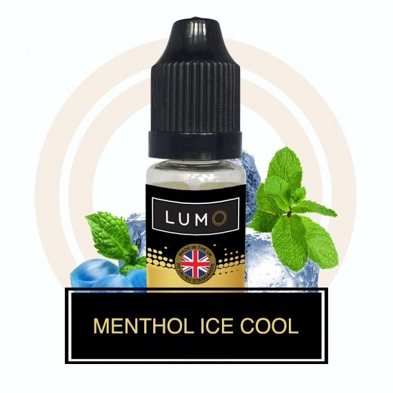 Lumo Liquids Menthol Ice Cool eliquid 10ml bottle