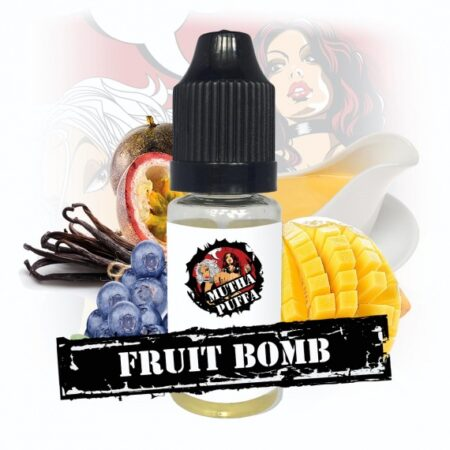 Mutha Puffa Fruit Bomb eliquid 10ml bottle